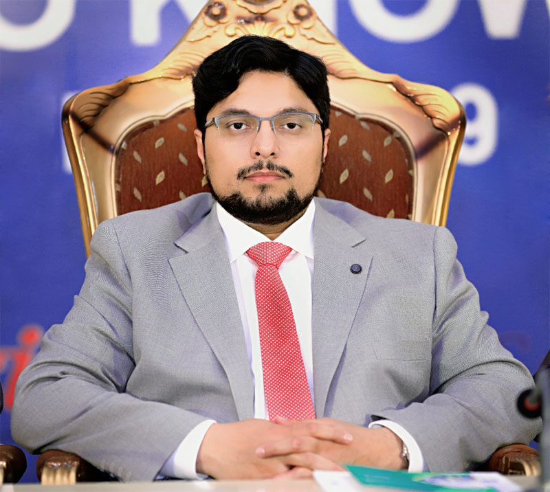 Massage From The Dr. Dr. Hussain Mohi-ud-Din Qadri