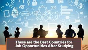 Learning Opportunities Abroad (Foreign Funded Scholarships Offered by Various Countries)
