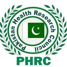 Pakistan Health Research Council (PHRC) - Research Grant